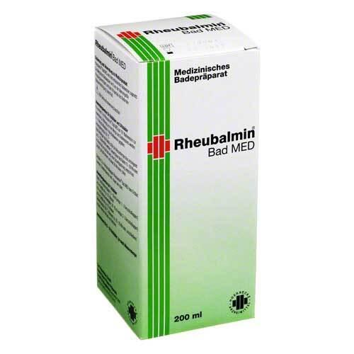 Rheubalmin Bad med.