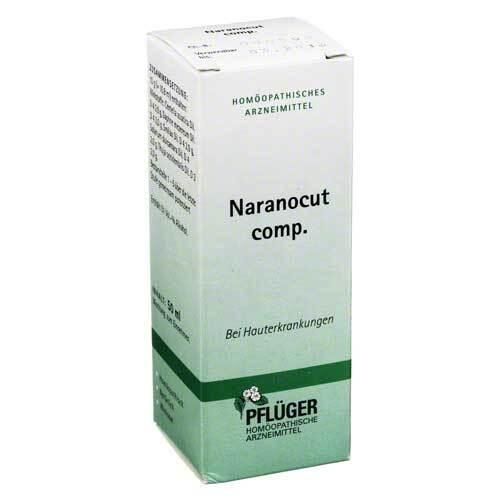 Naranocut comp. Tropfen