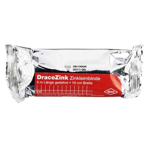Zinkleimbinde Dracozink 10cm