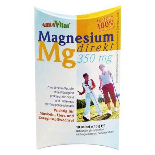 Magnesium Direkt 350 mg Beut