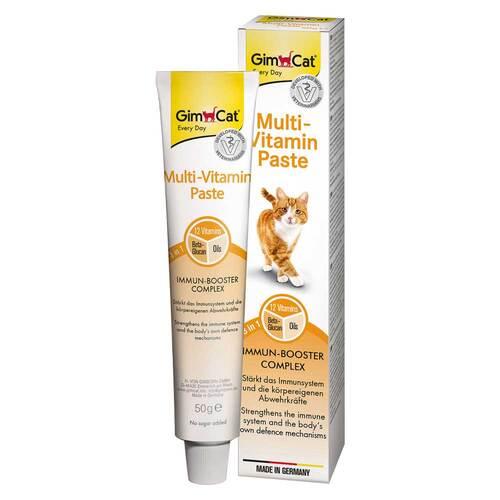 Gimpet Multi-Vitamin Paste Plus mit Tgos für Katzen