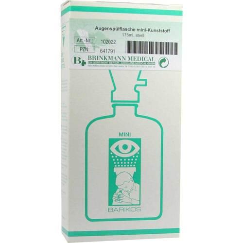 Augenspülflasche Barikos mini steril Flüssigkeit