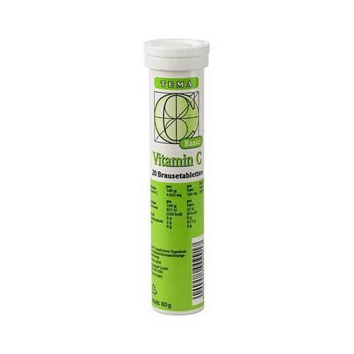 Vitamin C 180 mg Amosvital Lutschtabletten