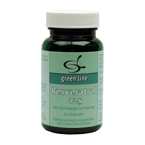 Resveratrol 125 Kapseln