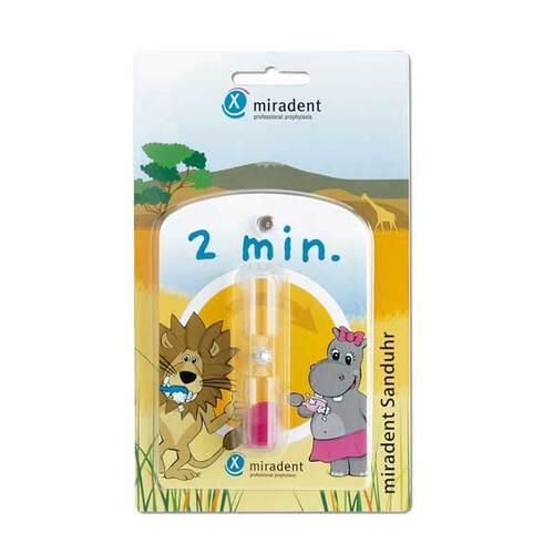 Hager Pharma GmbH Miradent Kinder-Zahnputzuhr Sanduhr 00845996
