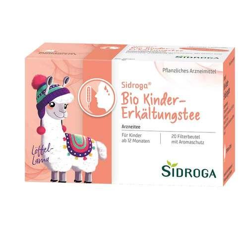 Sidroga Bio Kinder-Erkältungstee Filterbeutel