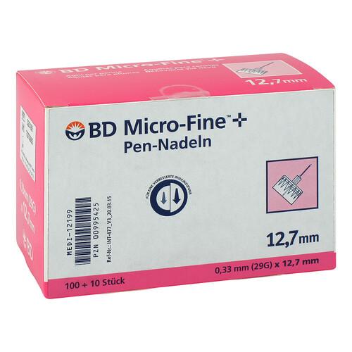 BD Micro-Fine Kanüle 0,33x12,7 mm