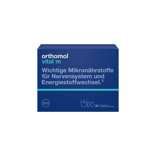 Orthomol Vital M Grapefruit Granulat / Kapseln