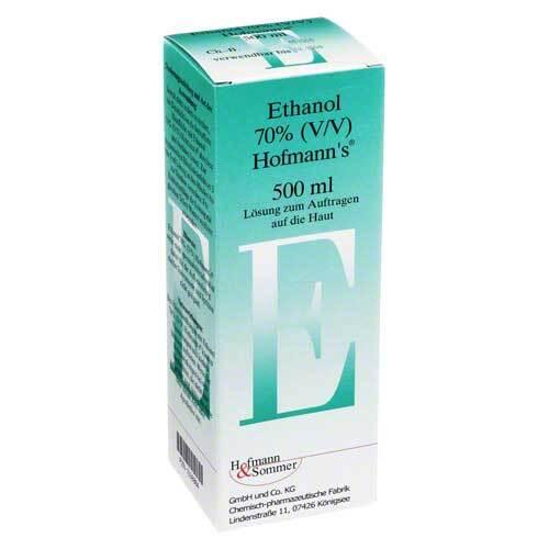 Ethanol 70% V / V Hofmann`s