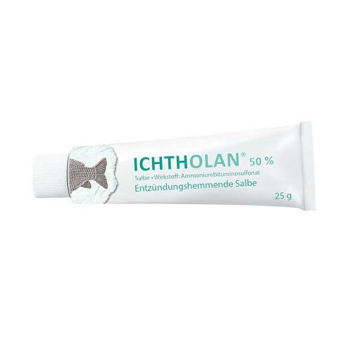 Ichtholan 50% Salbe