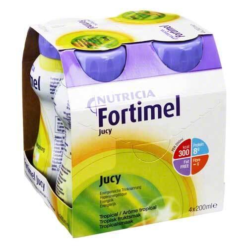 Fortimel Jucy Tropicalgeschmack