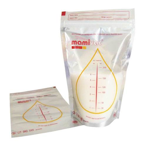 Mamivac Gefrierbeutel für Muttermilch