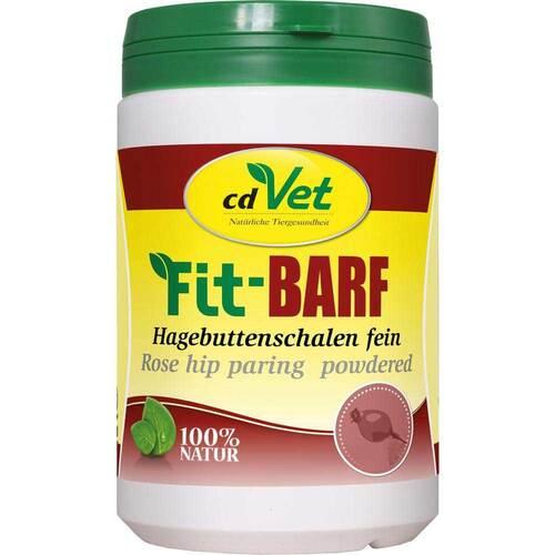 Fit-Barf Hagebuttenschalen fein Pulver für Hunde