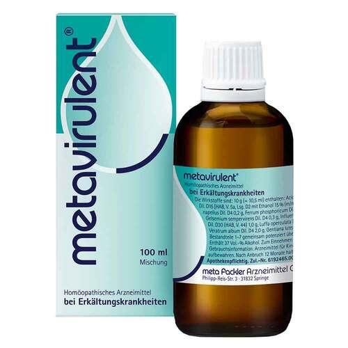 Metavirulent Tropfen zum Einnehmen