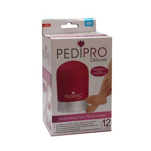 Pedipro Deluxe elektrisch Hornhautentferner