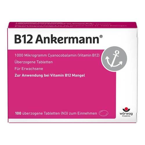 B12 Ankermann – 100 Stück