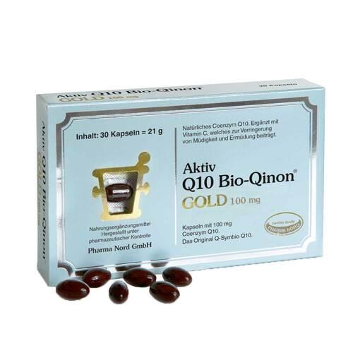 Q10 Bio Qinon Gold 100 mg Kapseln