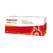 Aspecton Eukaps 100 mg magensaftresistent Weichkapseln