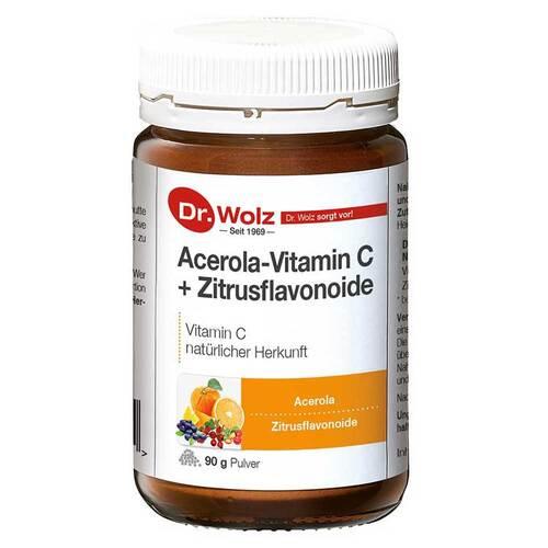 Vitamin C + Bioflavonoide Dr. Wolz Pulver