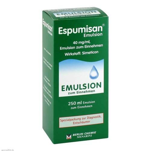 Espumisan Emulsion für bildgebende Diagnostik