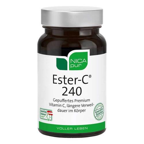 Nicapur Ester-C 240 Kapseln