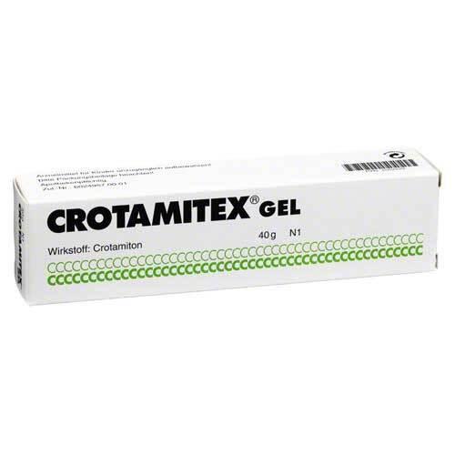 Crotamitex Gel