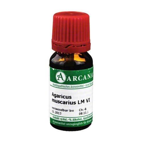 Agaricus Arcana LM 6 Dilution