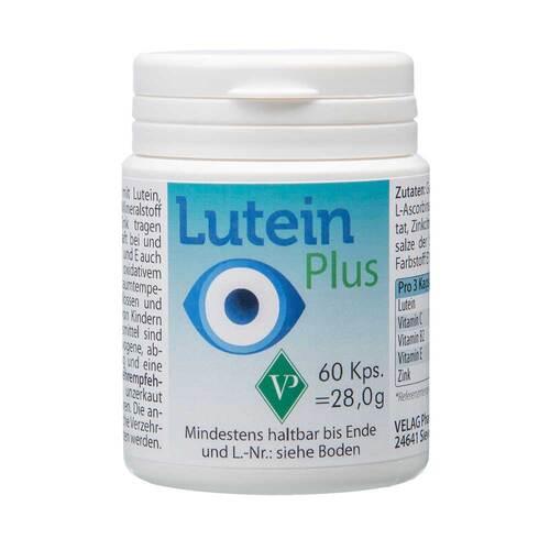 Lutein 6 mg plus Kapseln