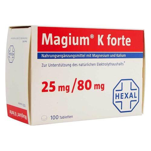 Magium K forte Tabletten – 100 St