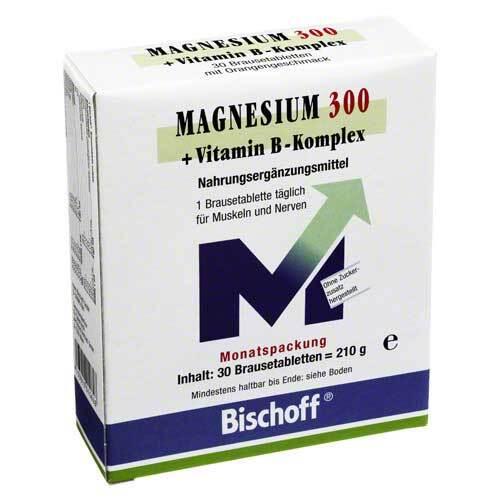 Magnesium Brausetabletten 30