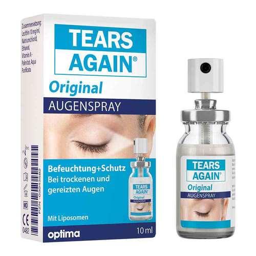 Tears Again Liposomales Auge