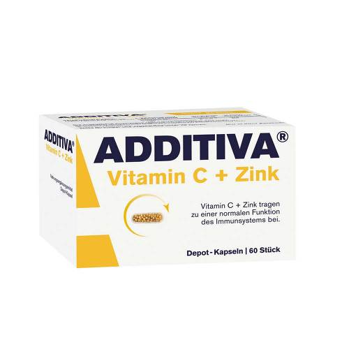 Additiva Vitamin C Depot 300