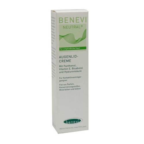 Benevi Neutral Augenlid-Creme