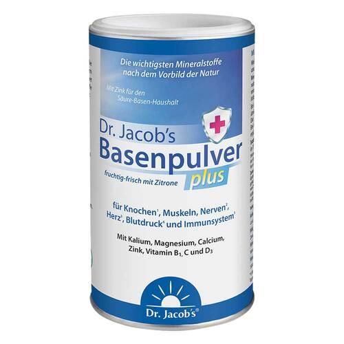 Basenpulver plus Dr. Jacobs