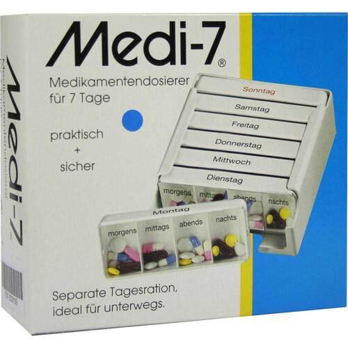 Medi 7 blau