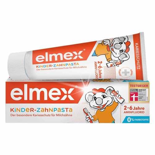 Elmex Kinderzahnpasta mit Falt