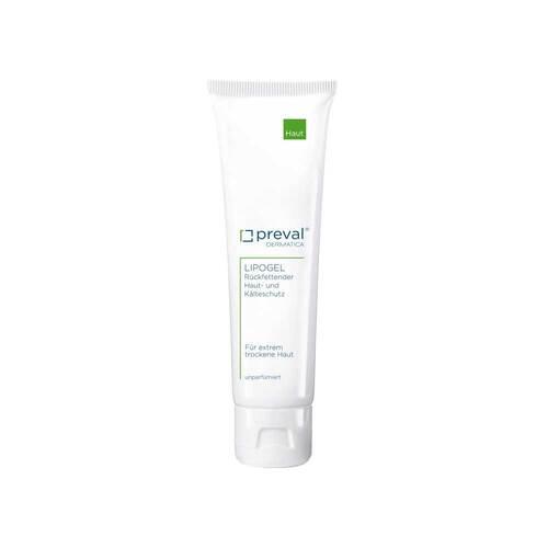 Preval Lipogel Rückfettender Haut- und Kälteschutz