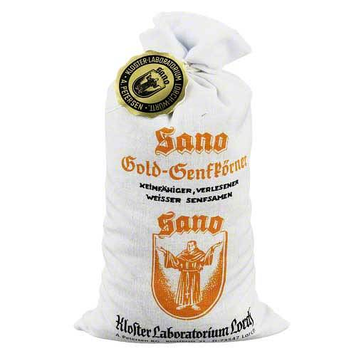 Sano Gold Senfkörner