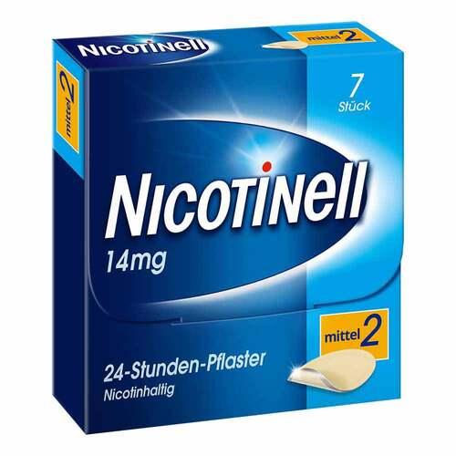 Nicotinell 14 mg 24-Stunden-Pflaster transdermal