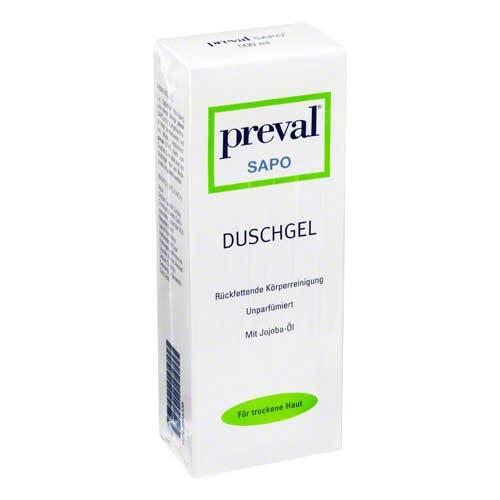Preval Sapo Duschgel