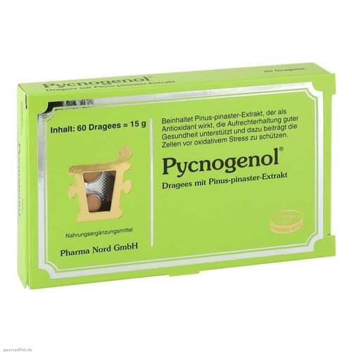 Pycnogenol Kiefernrindenextrakt Dragees