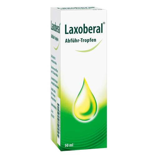 Laxoberal Abführ Tropfen – 50 ml