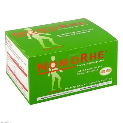 NOMOSAN GmbH Nomorhe Kapseln 04475763