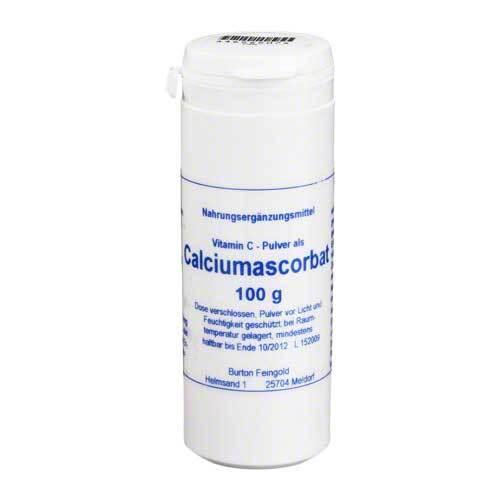 Calciumascorbat Feingold Pulver