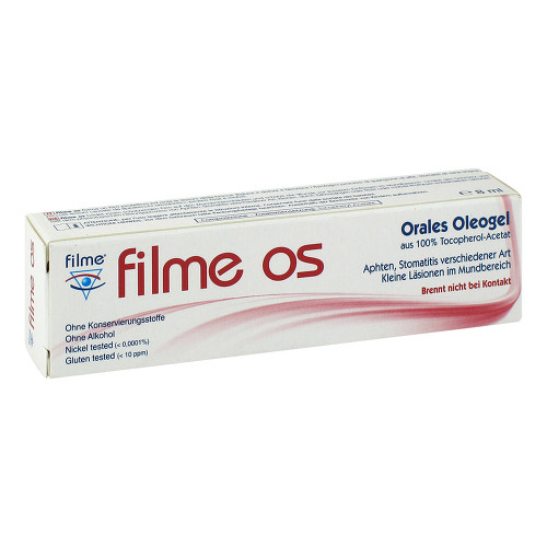 Filme os orales Oleogel