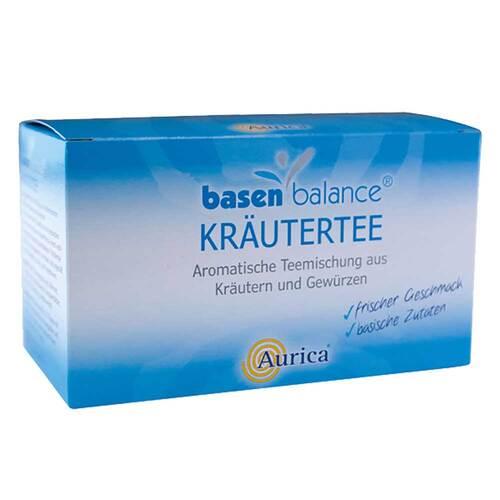 Basenbalance Kräutertee Filterbeutel