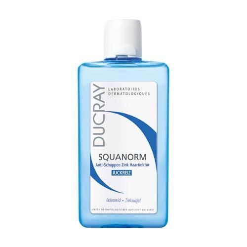 Ducray Squanorm Anti Schuppen Zink Haartinktur
