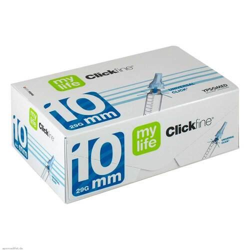 Mylife Clickfine Kanülen 10 mm
