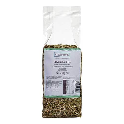 Olivenblatt Tee