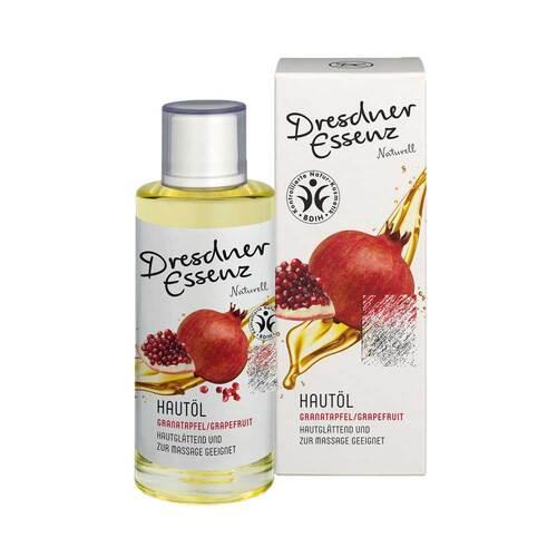 Dresdner Essenz Naturell Hautöl Granatapfel Grapefruit